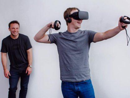 Las nuevas gafas de realidad virtual de Facebook