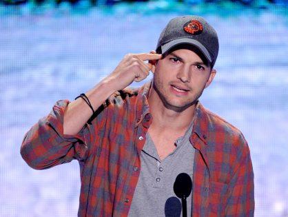 Ashton Kutcher se pronuncia sobre el uso de armas