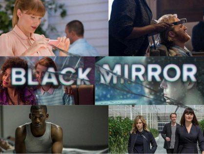 Black Mirror podría llegar a las salas de cine