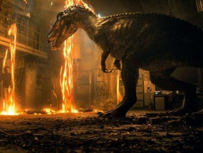 """""""Jurassic World: El reino caído"""" presenta su nuevo tráiler"""