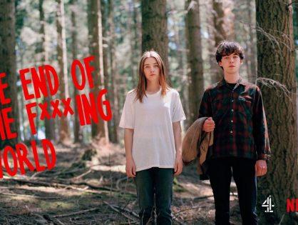 """The End of the F***ing World"", la nueva serie de Netflix"