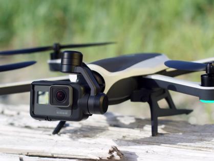 GoPro dejará de vender drones