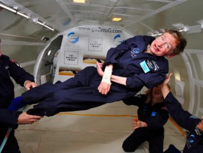 10 frases de Stephen Hawking