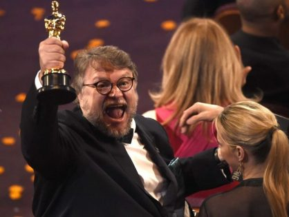 Lista completa de los ganadores al Oscar 2018