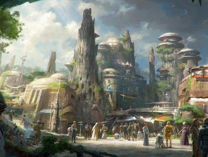 Star Wars Land!