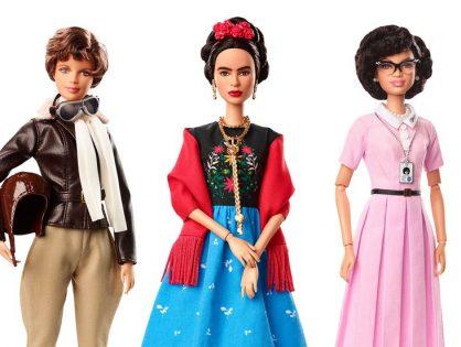 Barbie y sus muñecas de colección para el Día de la Mujer