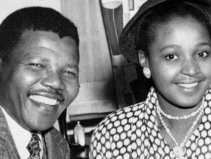 Fallece Winnie Mandela