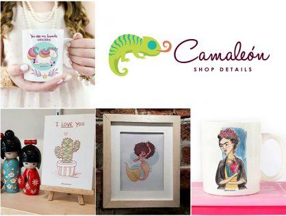 Camaleón Shop Details, el detalle perfecto