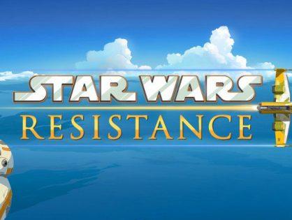 """Nueva serie animada de Disney: """"Star Wars Resistance"""""""
