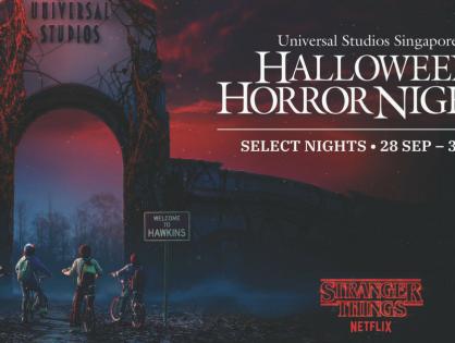 'Stranger Things' en Universal Studios