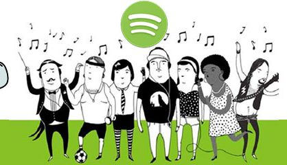 ¿Cómo subo mi música a Spotify si soy artista?