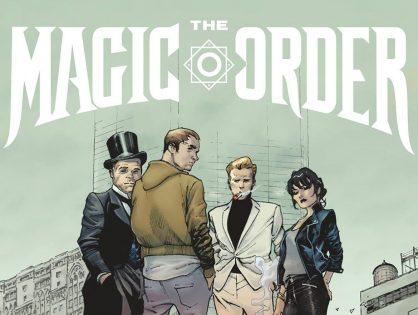 The Magic Order: El primer cómic de Netflix