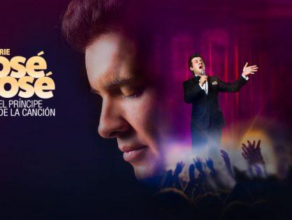 Netflix presenta José José... pero el actor no canta