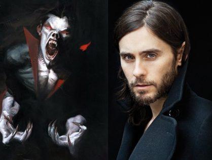 Jared Leto será Morbius en el spin-off de 'Spider-Man'