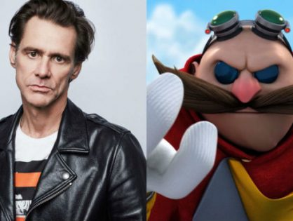 Jim Carrey será el villano de 'Sonic The Hedgehog'