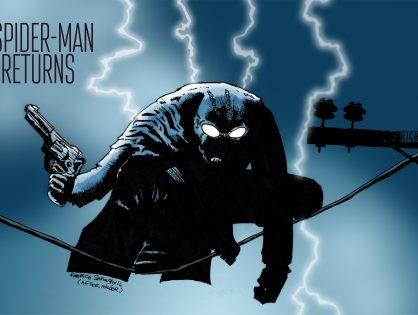 Nicolas Cage será Spider-Man Noir en la nueva entrega animada