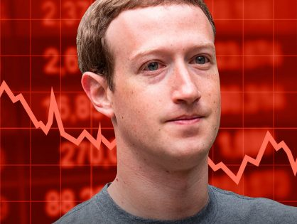 Facebook sufre mayor pérdida en el mercado en su historia