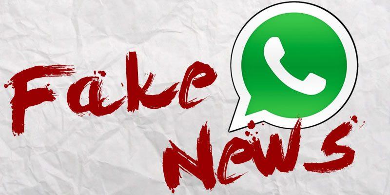 Whatsapp lucha contra las noticias falsas que circulan
