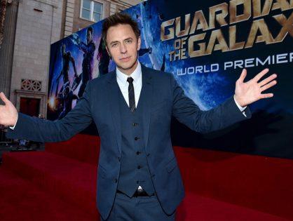 Despiden a James Gunn como director de 'Guardianes de la Galaxia vol. 3'