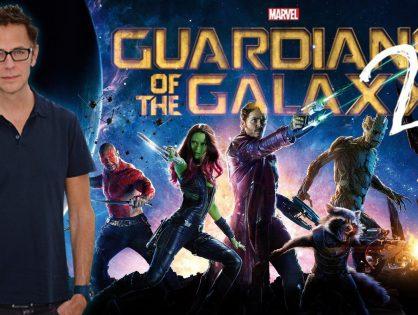 Los actores de 'Guardians of the Galaxy' hablan sobre el despido de James Gunn