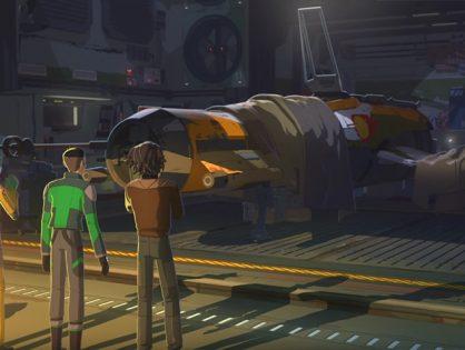 Primer tráiler de 'Star Wars Resistance'