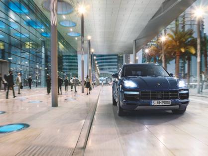 Llegó el nuevo Porsche Cayenne a Ecuador