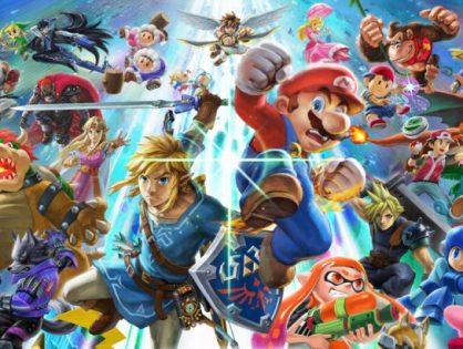 Novedades sobre el 'Super Smash Bros. Ultimate'