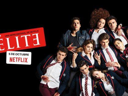 Tráiler oficial de 'Élite': La nueva serie española de Netflix