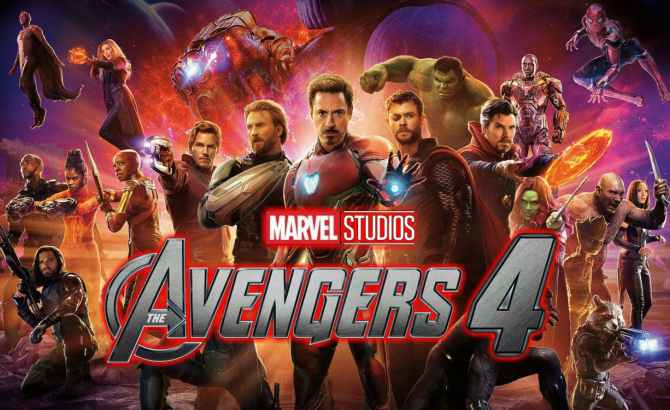 Secretos del trailer 'Avengers 4'