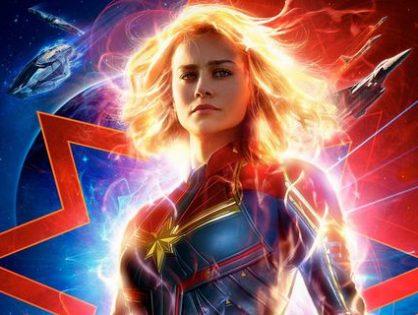Traemos el segundo tráiler de 'Captain Marvel'