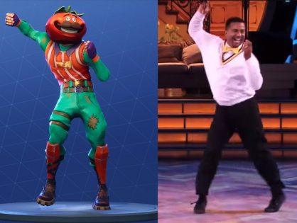 Demandan a fortnite por copiar el baile de la serie 'El Príncipe de Bel Air'