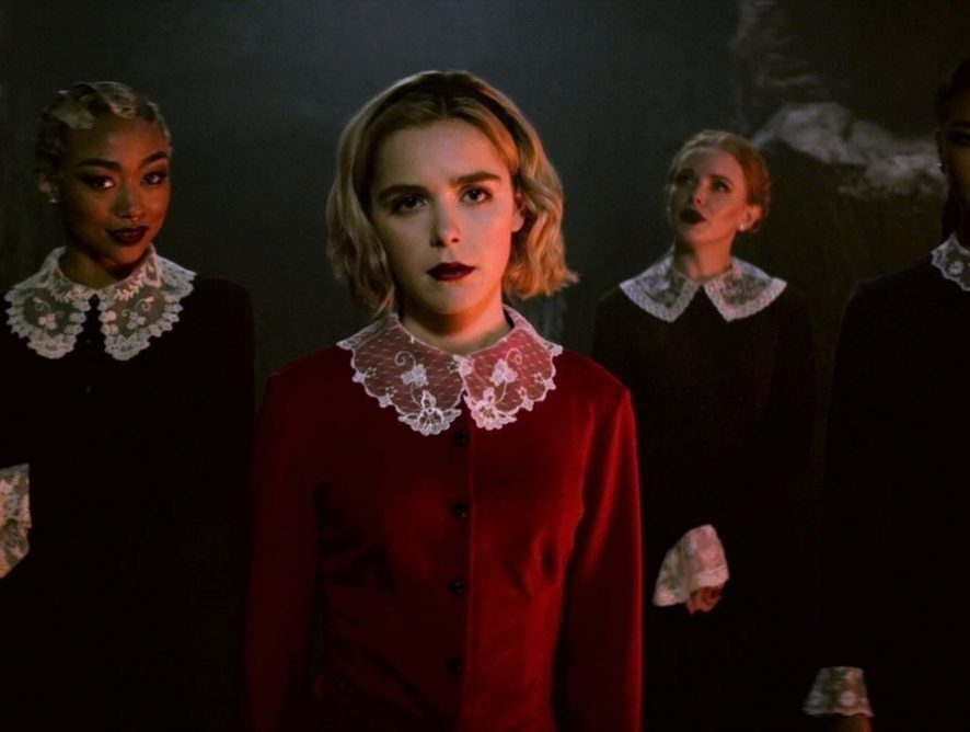 Netflix anunció Sabrina hasta su cuarta temporada