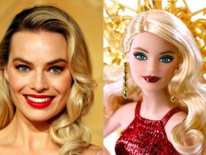 Margot Robbie será 'Barbie'