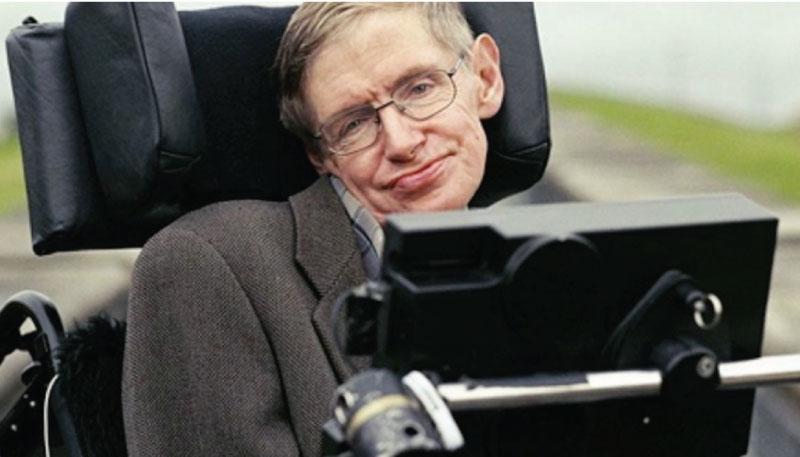 10 frases para recordar a Stephen Hawking en el día en que cumpliría 77 años
