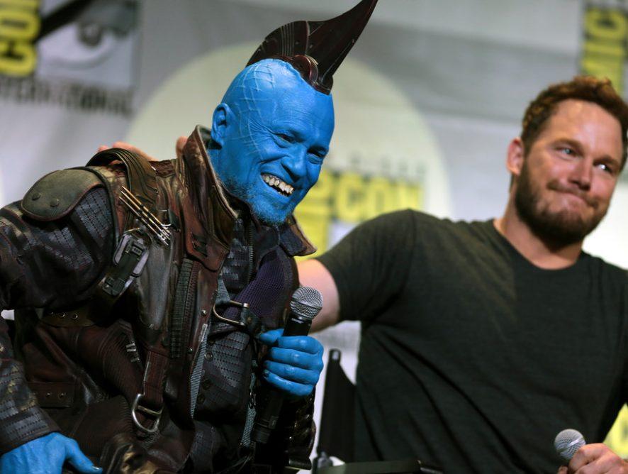 Un guardián de la Galaxia vendrá a la Comic Con Ecuador