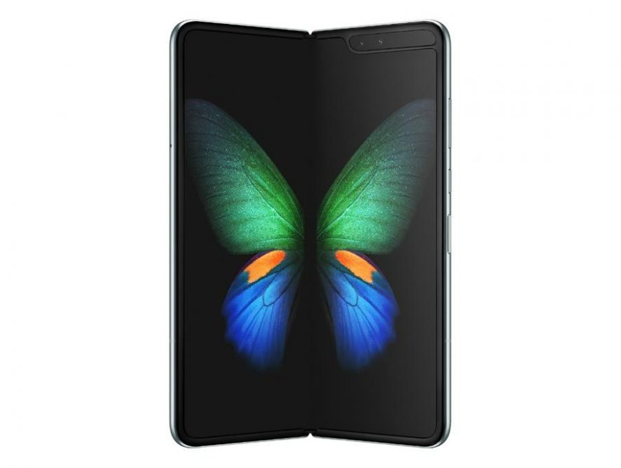 Galaxy Fold: así es el smartphone plegable de Samsung