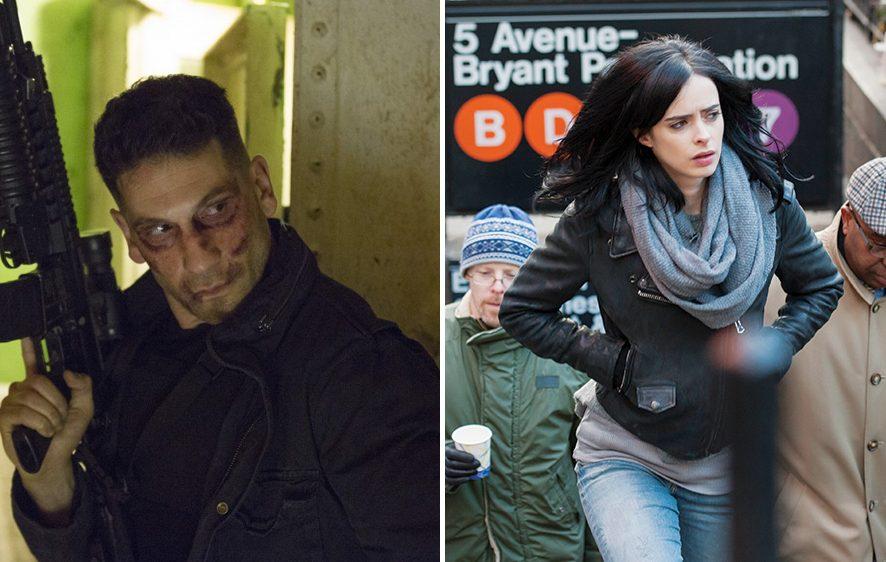 Netflix cancela 'The Punisher' y 'Jessica Jones'