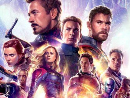 (Sin spoilers) Se filtran escenas de 'Avengers: Endgame'