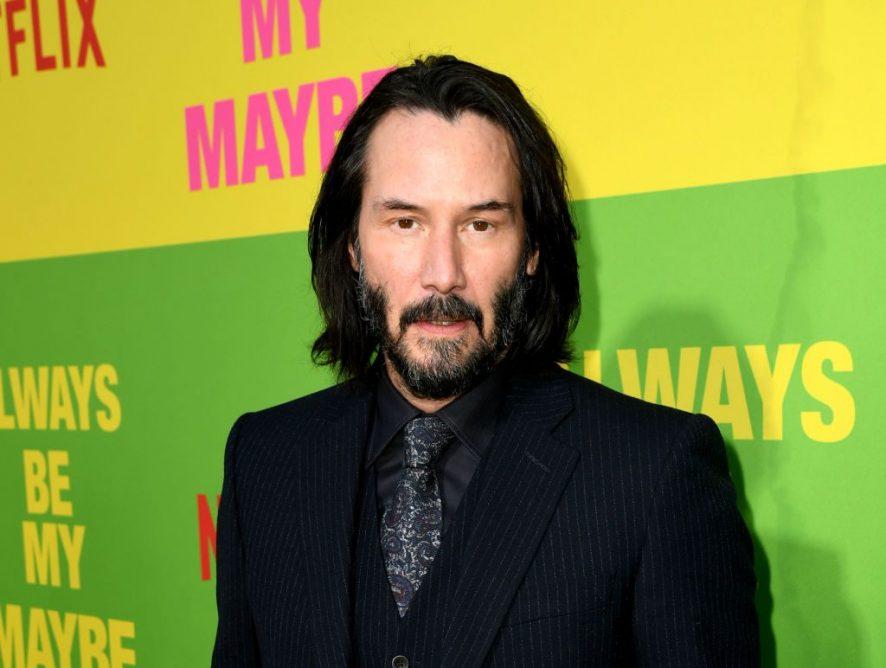 Keanu Reeves podría volverse parte del Universo Cinematográfico de Marvel