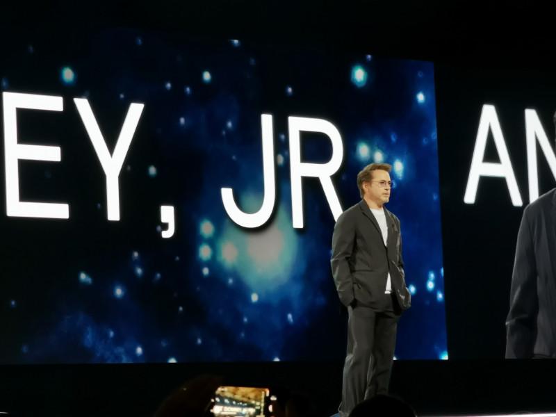 Robert Downey Jr. quiere salvar el planeta Tierra, y esta vez es real