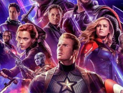 'Avengers: Endgame' es oficialmente la película más taquillera de la historia, y 'Avatar' los felicita