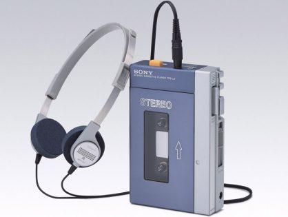 40 años del Walkman