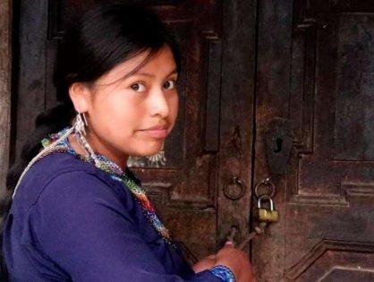 Conoce a Nancy Risol, youtuber ecuatoriana parte de la comunidad Kichwa Saraguro