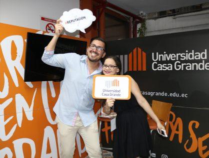 Universidad Casa Grande: Conferencias gratuitas nacionales e internacionales para profesionales y estudiantes de comunicación