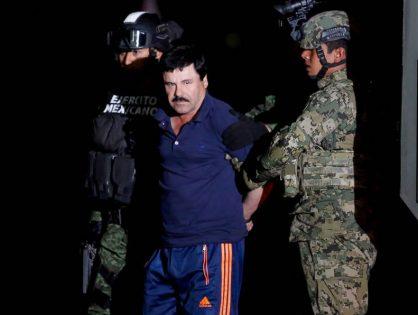 El Chapo Guzmán es condenado a cadena perpetua y 50 años de prisión