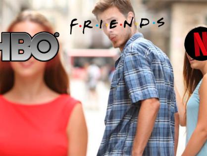 Es oficial, 'Friends' se despide de Netflix