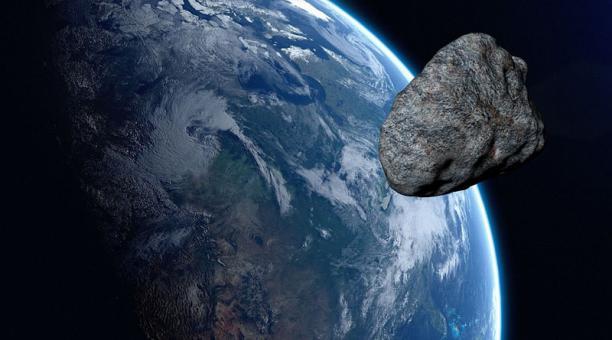 El asteroide '2006 QQ23' se acercará a la tierra el sábado