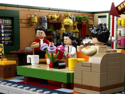 'Friends' tendrá un set de legos
