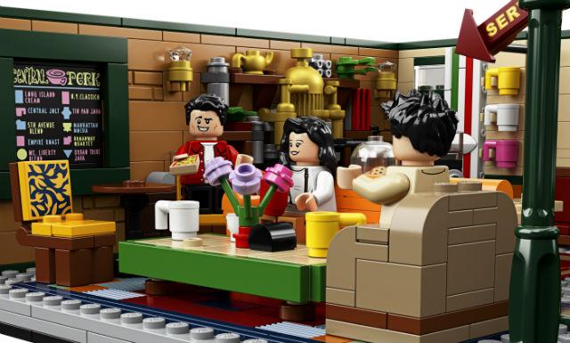 'Friends' tendrá un set de legos