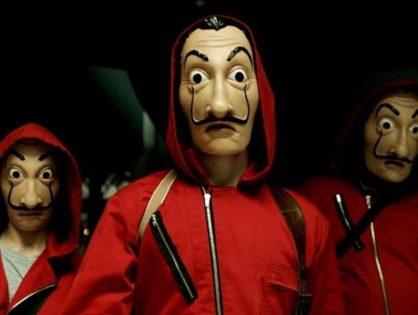 La tercera temporada de 'La Casa de Papel' rompió un récord en su primera semana de estreno